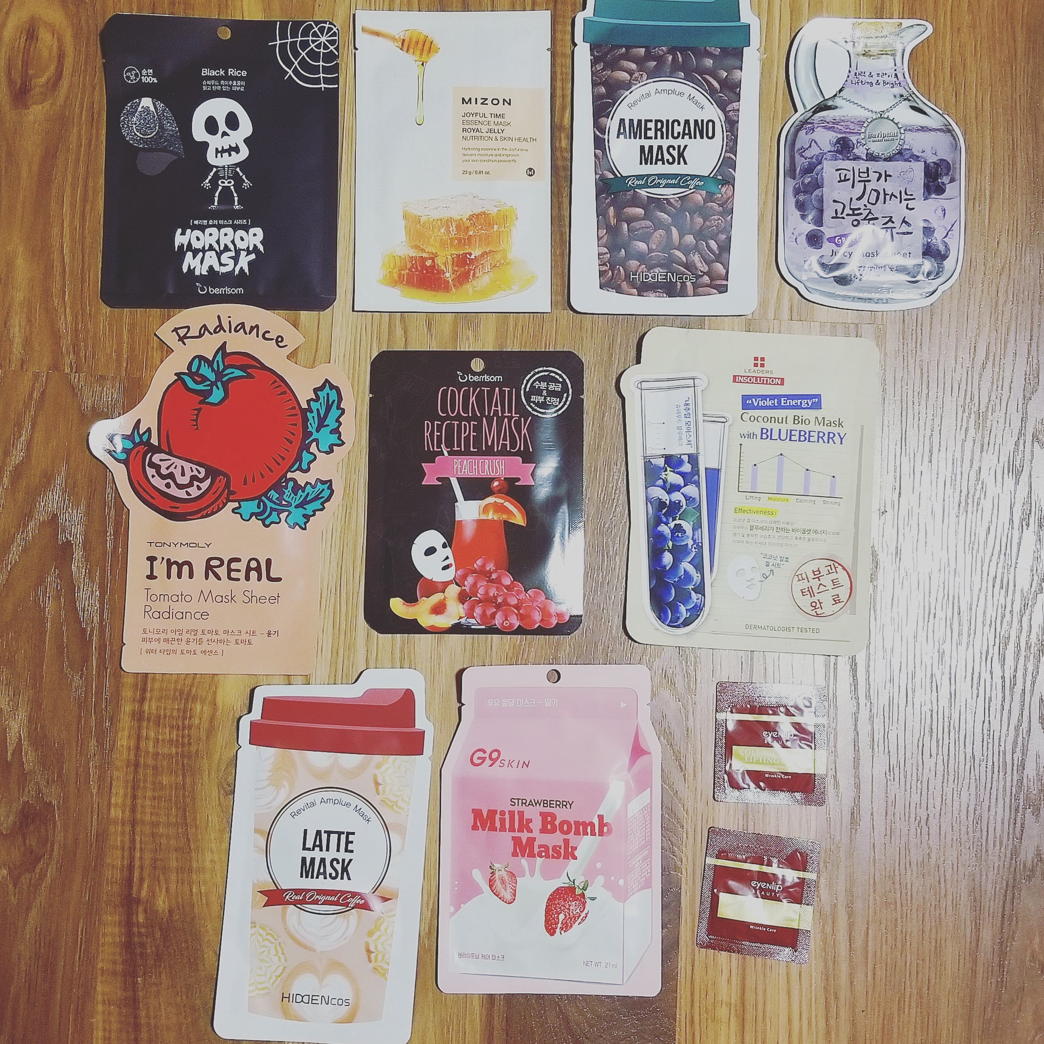 Unique Sheet Masks