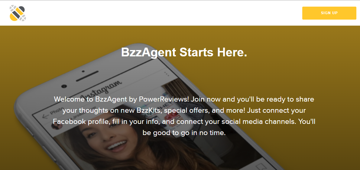 BzzAgent Website Review