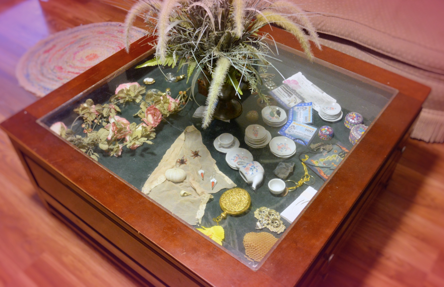 Curiosity Collection Table