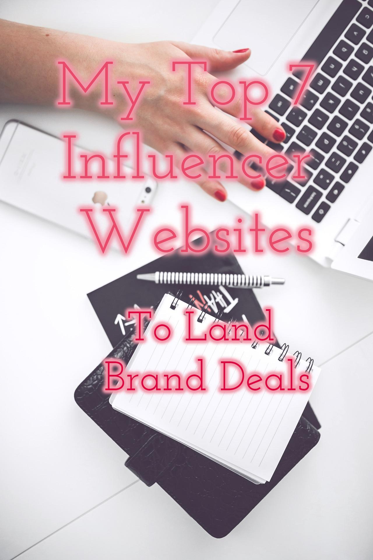 Top Influencer Websites
