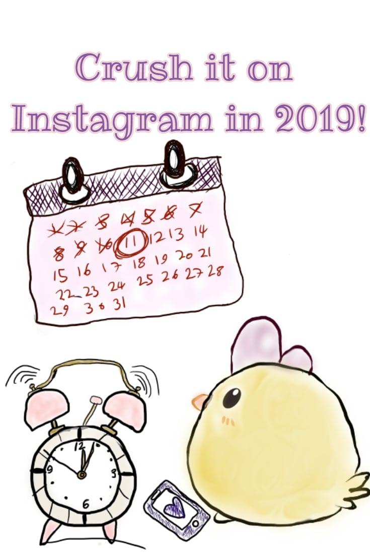 2019 Instagram Blogger Tips