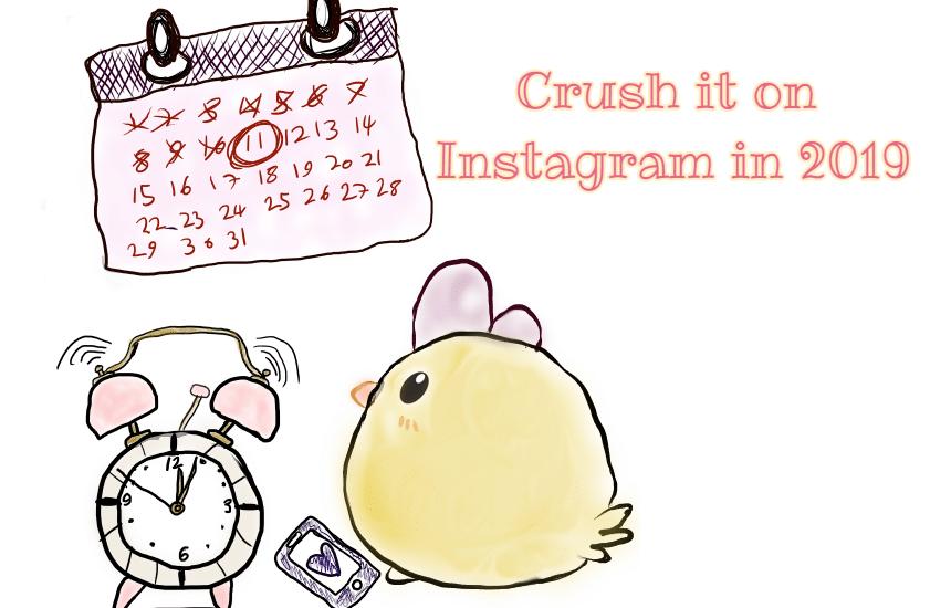 Crush it on Instagram in 2019 ~ Tips & Tricks