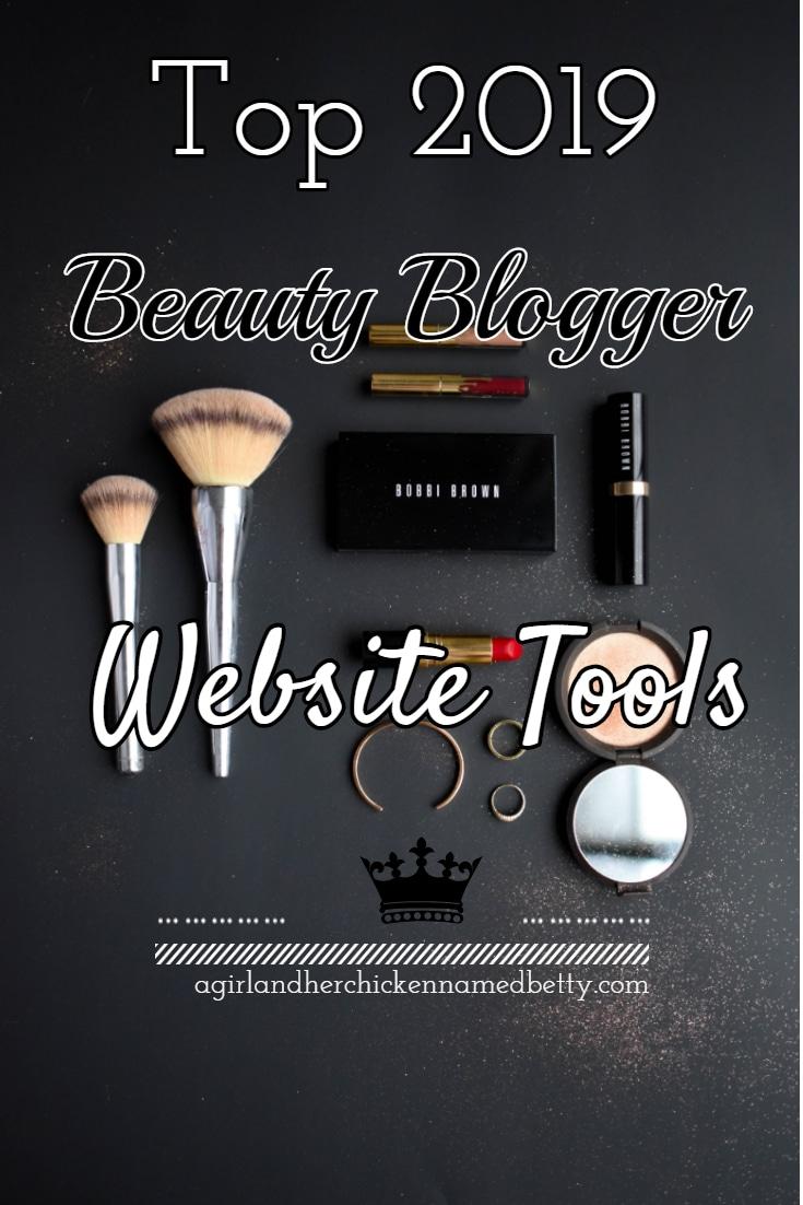 2019 Blogger Tools