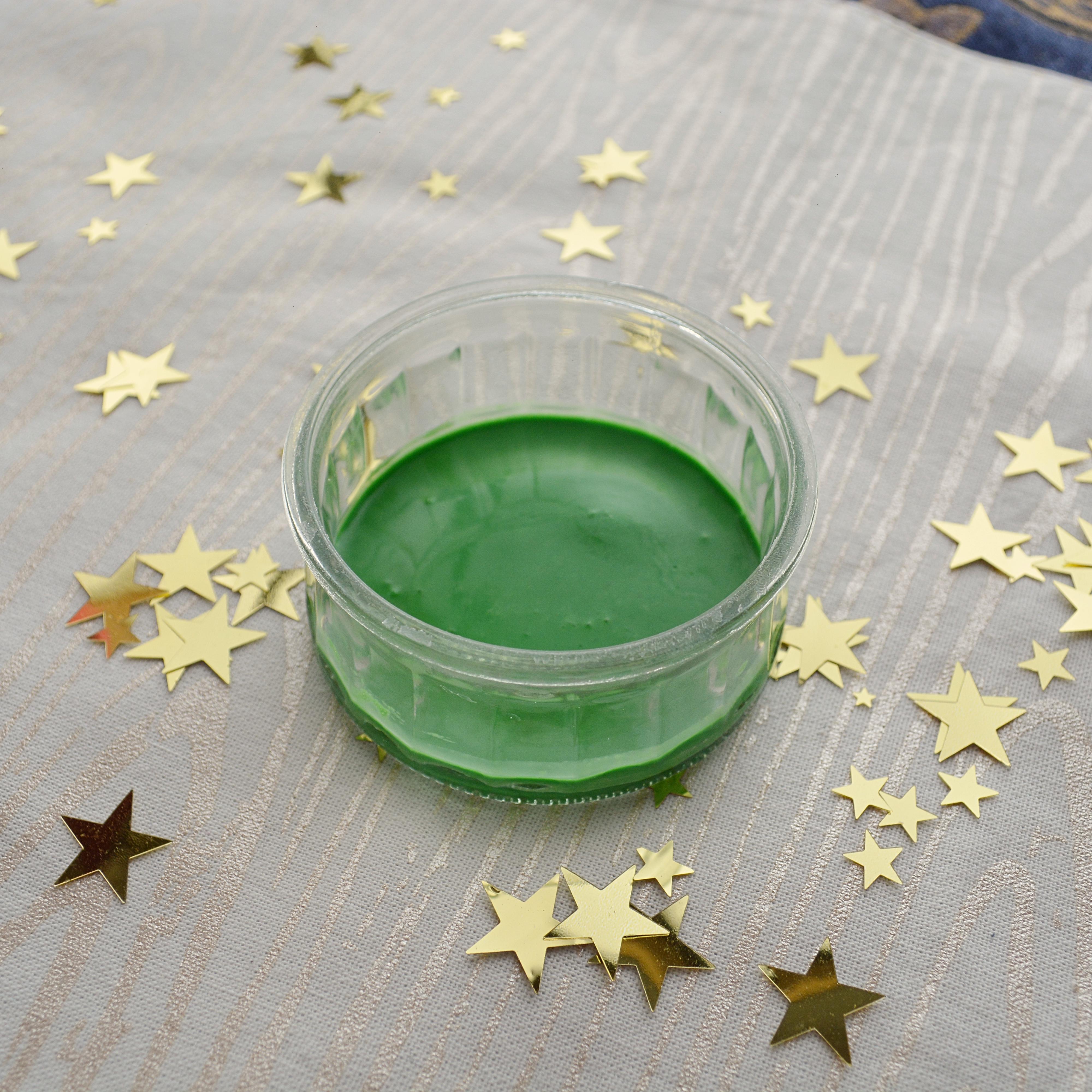 DIY Mint Chocolate Lip Scrub