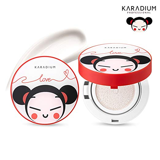 Korean Beauty Product PUCCA LOVE  Blur Cushion
