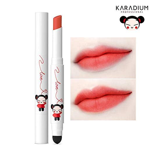 Korean Beauty  PUCCA LOVE EDITION Smudging Velvet Lip Tint Stick