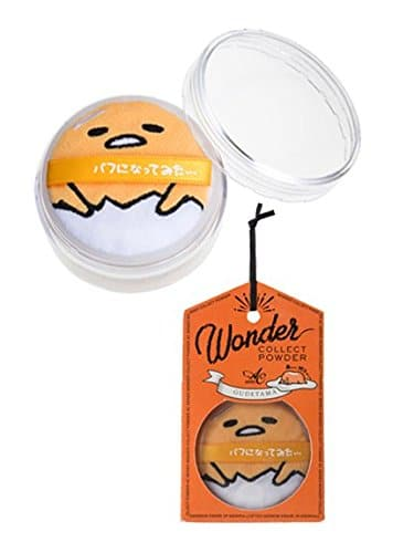 Korean Beauty Gudetama Pressed Powder