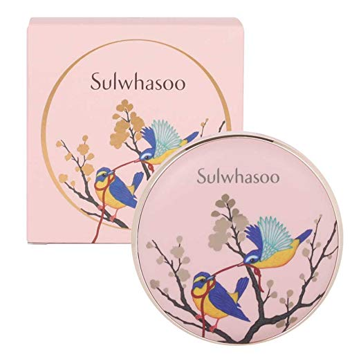 Sulwhasoo Perfecting Cushion Limited Edition