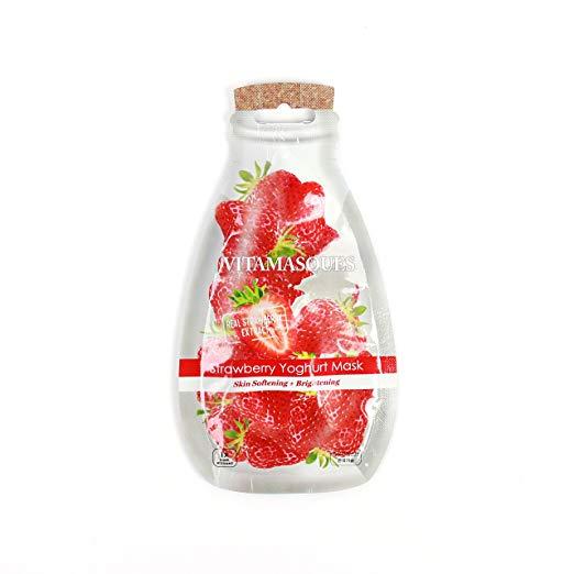 VITAMASQUES Strawberry Yoghurt Mask
