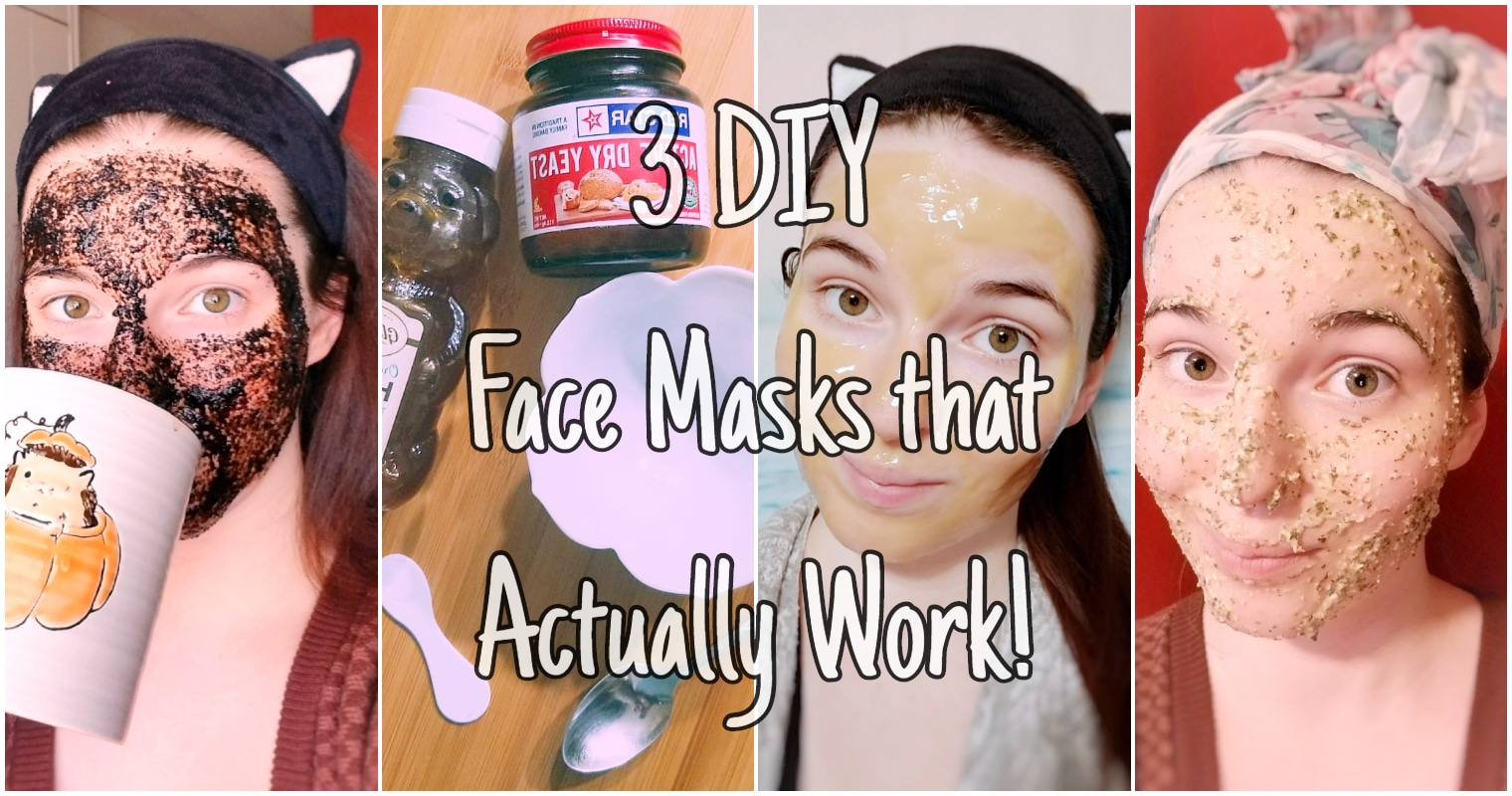 DIY Face Masks that Actually Work: 3 Natural Recipes
