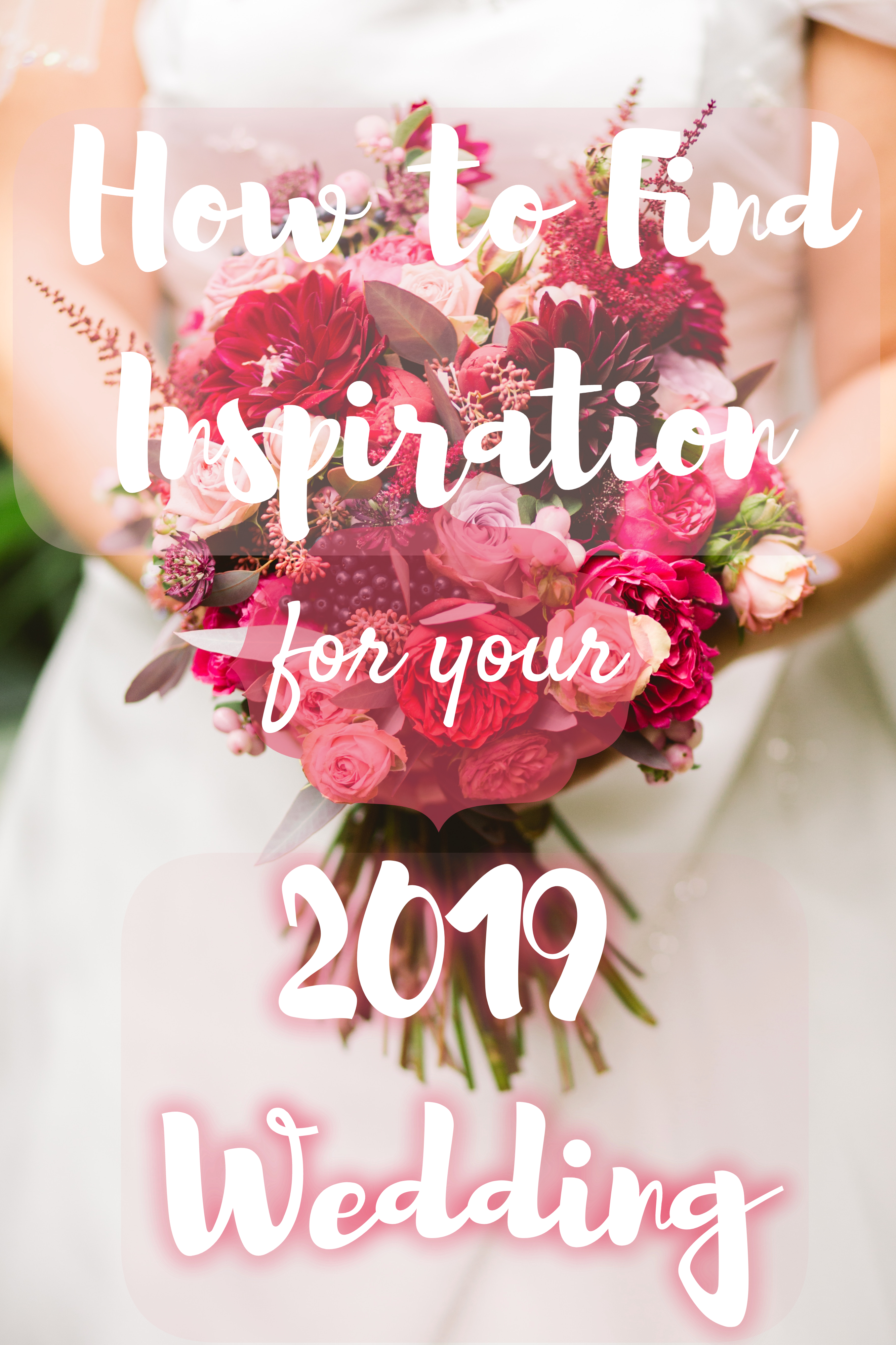 Find Your Wedding Inspiration