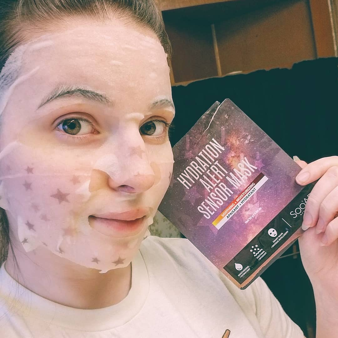 When to remove sheet mask