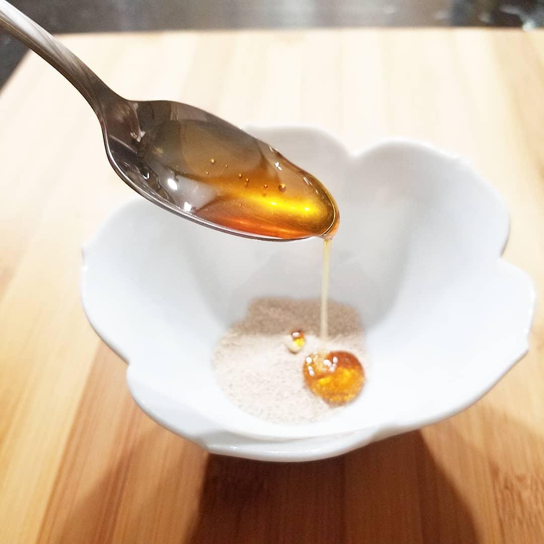 DIY Yeast Honey Face Mask Recipe
