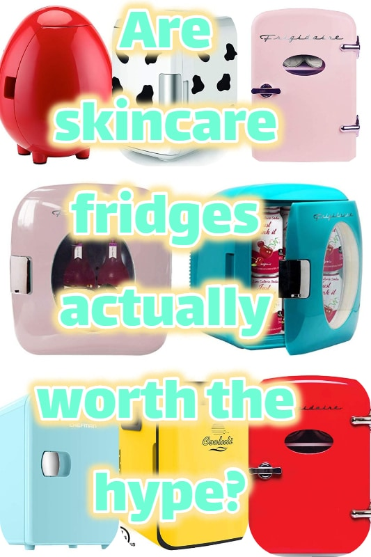 Are Skincare Fridges Worth the Hype?