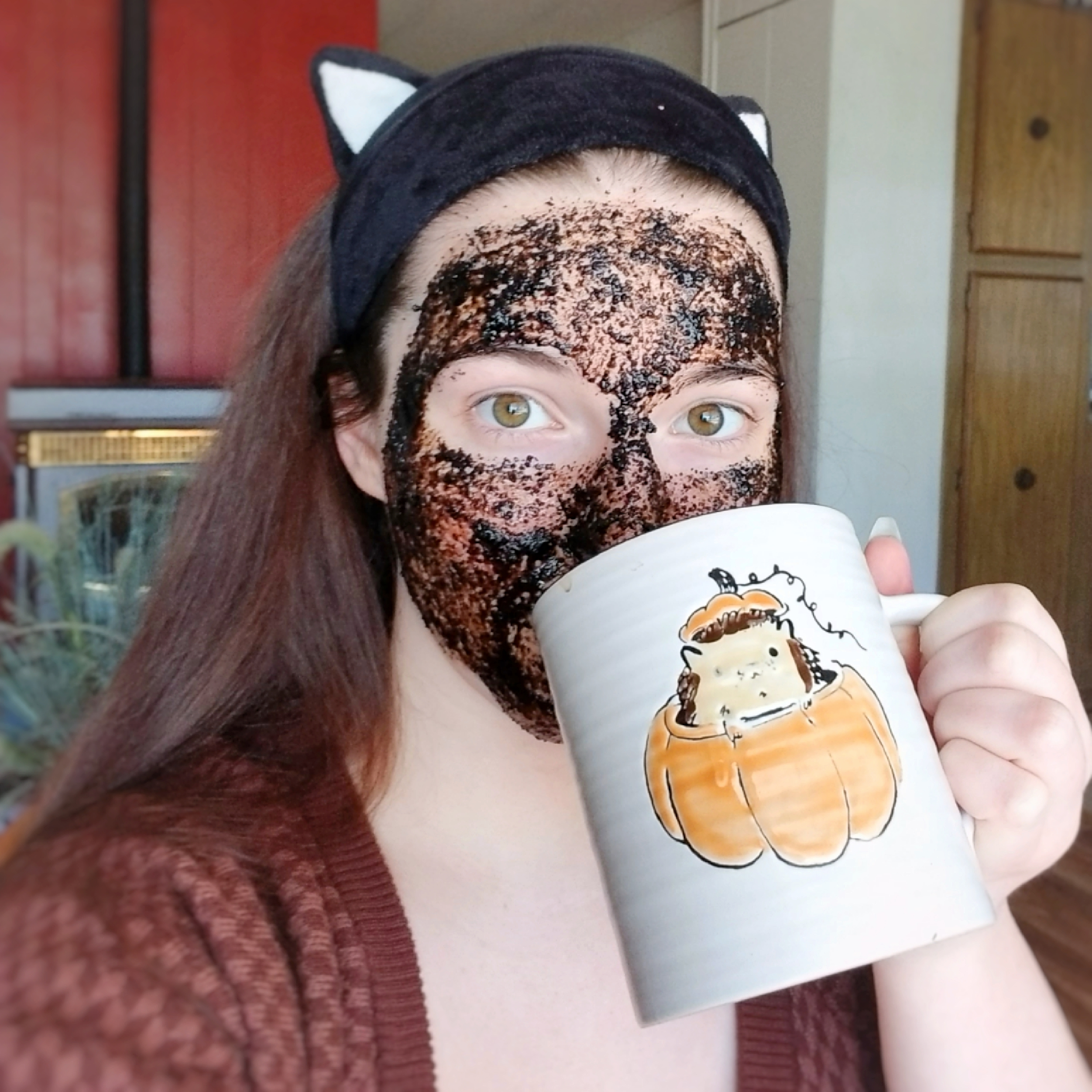DIY Coffee and Honey Face Mask Recipe