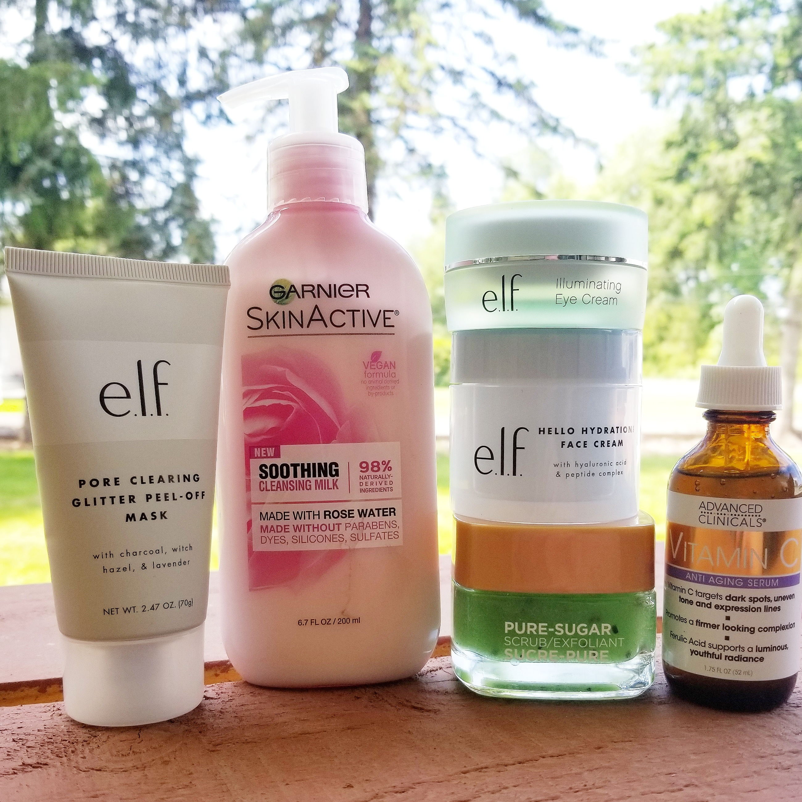 How I built a Walmart skincare routine for under $40!