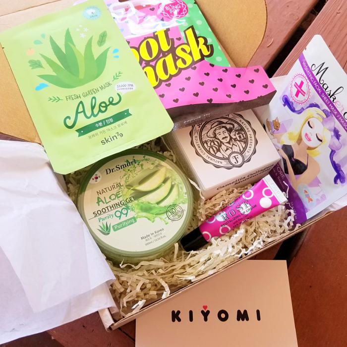 Kiyomi Subscription Box Review