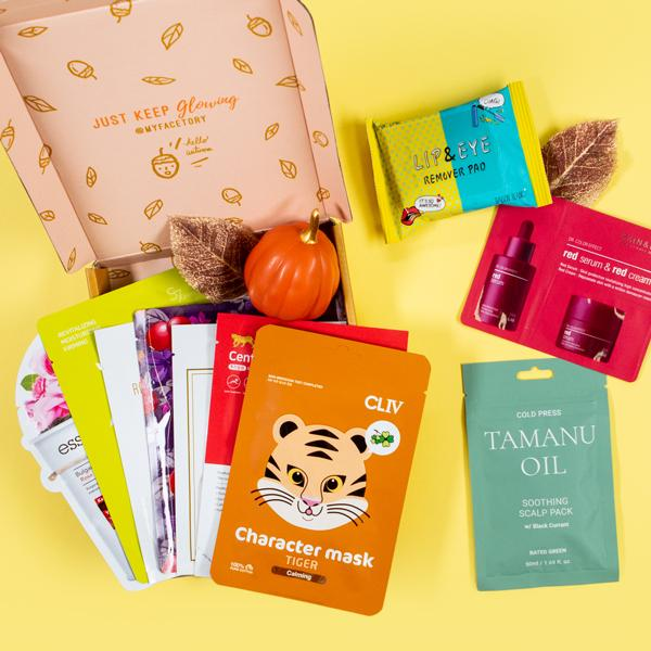 A Korean Skincare Subscription Box Showdown