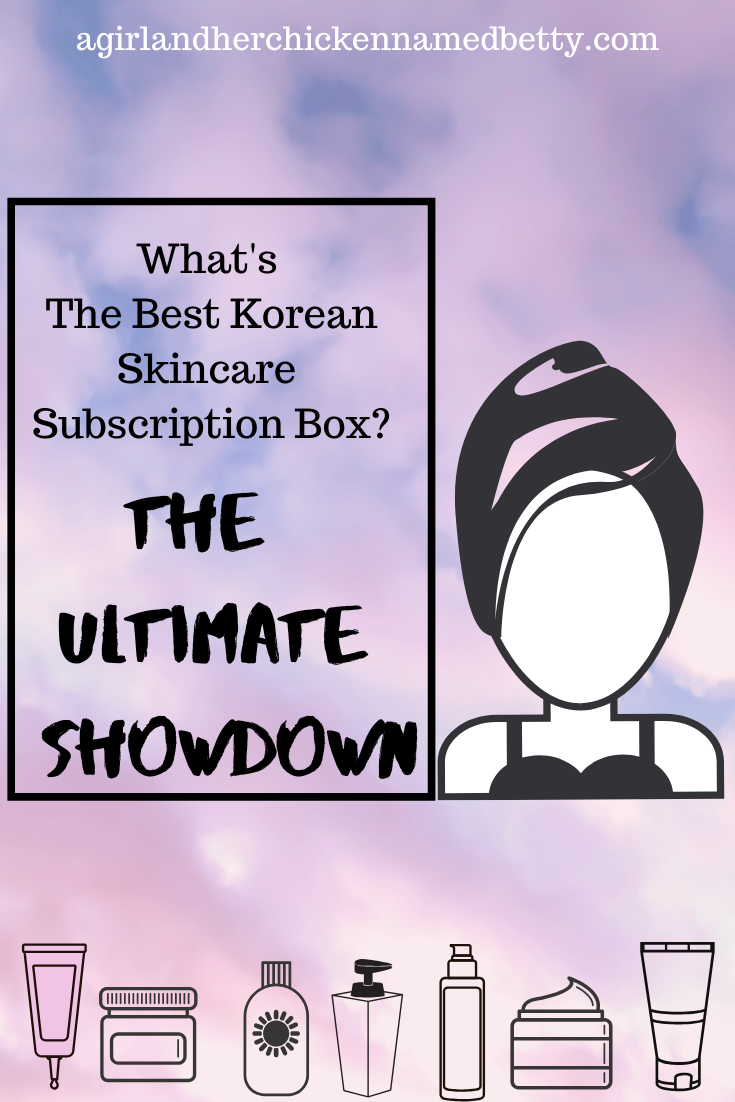 What's The Best Korean Skincare Subscription Box? The Ultimate Showdown