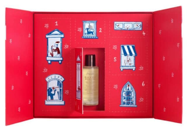 Fresh 6 Days of Surprises Skincare Advent Calendar