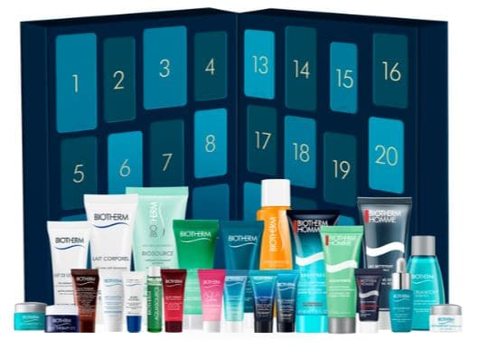 Biotherm 24 Days of Skincare Advent Calendar