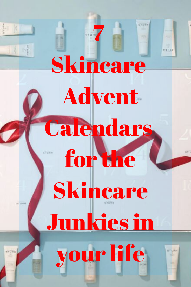 7 Skincare Advent Calendars for the Skincare Junkies in your Life