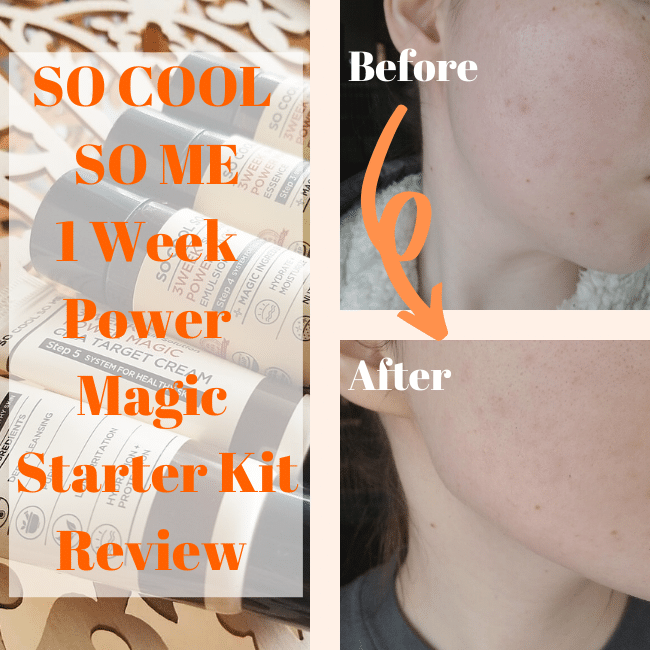SO COOL SO ME Review 3 Week Power Magic Starter Kit