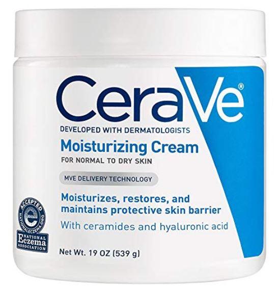 CeraVe Drugstore Moisturizers for Sensitive Acne-Prone Skin
