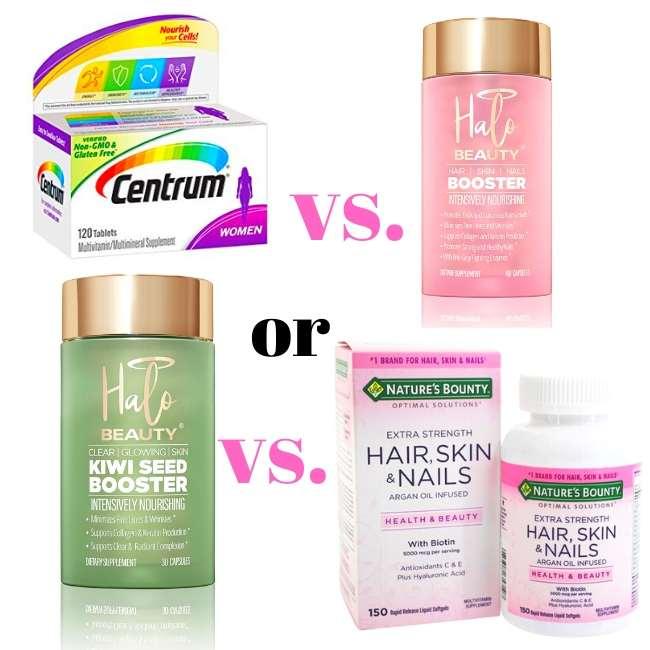 Halo Beauty Dupe: Alternatives for Kiwi + Hair, Skin, Nails