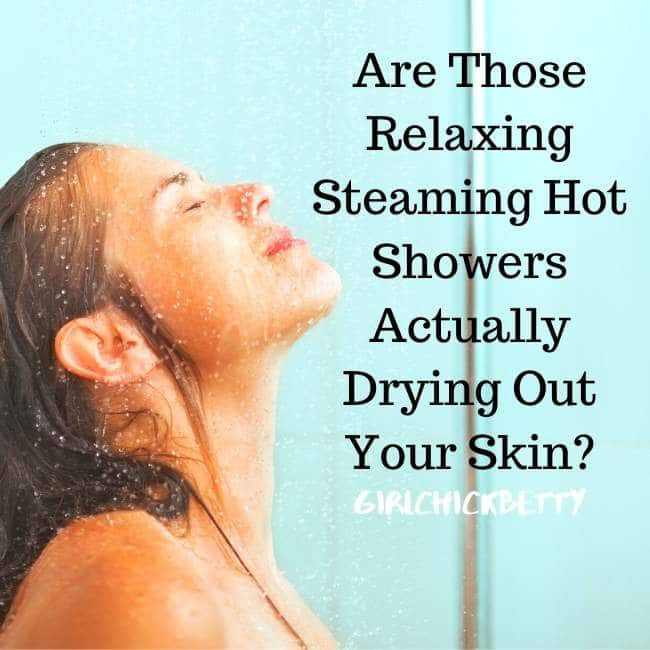 Can Hot Showers Hurt Your Skin?