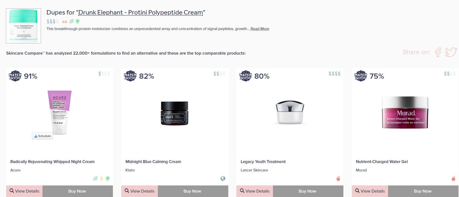 How to Find Cheaper Skincare Alternatives